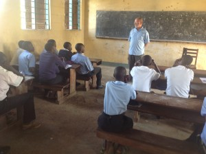Busamaga Secondary School 2014 Ron Sharing (3)