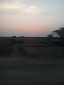 sunrise on the way to dodoma3