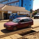 Car to Masindi